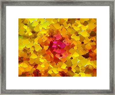 Capixart Abstract 100 Framed Print
