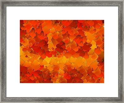 Capixart Abstract 105 Framed Print