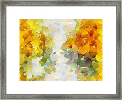 Capixart Abstract 106 Framed Print