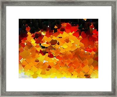 Capixart Abstract 108 Framed Print