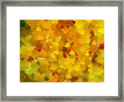 Capixart Abstract 112 Framed Print