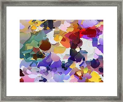Capixart Abstract 20 Framed Print