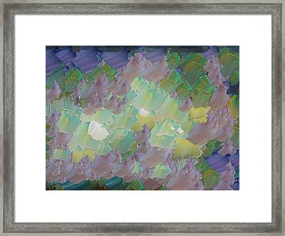 Capixart Abstract 48 Framed Print