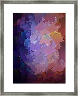 Capixart Abstract 54 Framed Print by Chris Axford