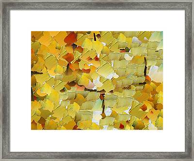 Capixart Abstract 64 Framed Print
