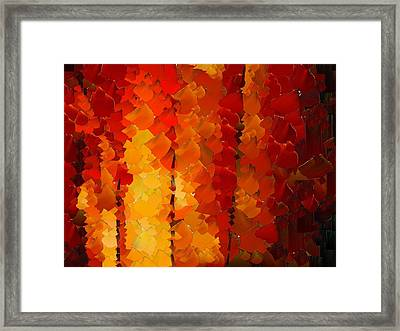 Capixart Abstract 69 Framed Print