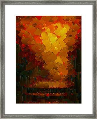 Capixart Abstract 72 Framed Print