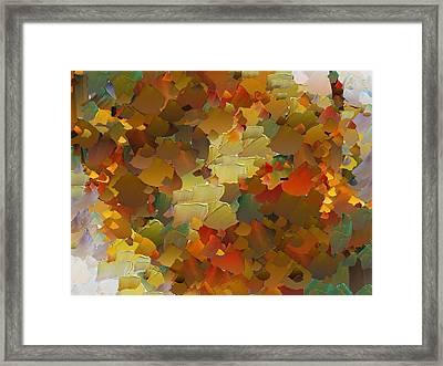Capixart Abstract 84 Framed Print