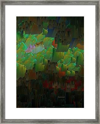 Capixart Abstract 85 Framed Print