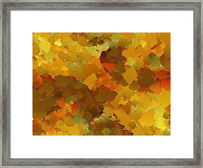 Capixart Abstract 86 Framed Print