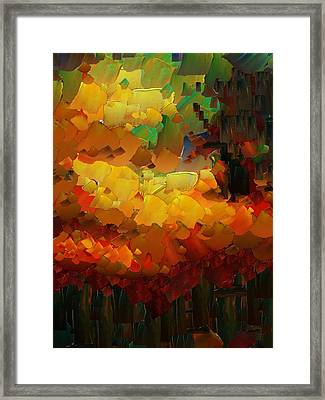 Capixart Abstract 91 Framed Print