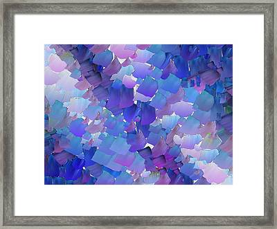 Capixart Abstract 92 Framed Print