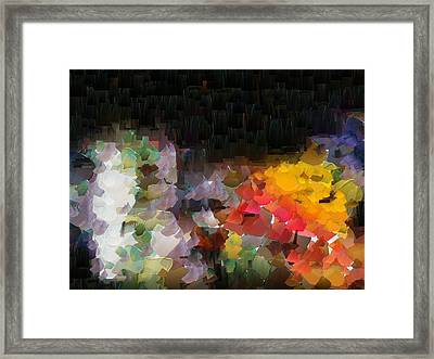 Capixart Abstract 94 Framed Print