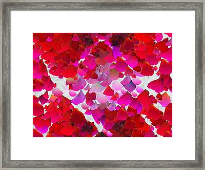 Capixart Abstract 99 Framed Print