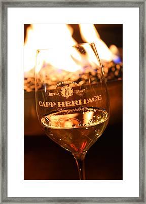 Capp Heritage 5 Framed Print by Penelope Moore