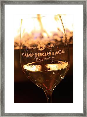Capp Heritage 7 Framed Print by Penelope Moore