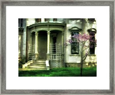 Cappon House Framed Print