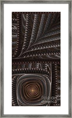 Cappuccino Framed Print by Jaclyn Hughes Fine Art