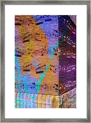 Capriccio Corner 2 Framed Print