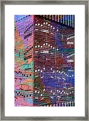 Capriccio Corner 1 Framed Print