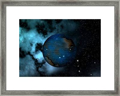 Capricorn Framed Print by Mario Carini