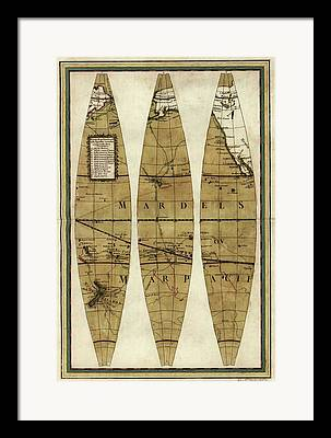 1770s Framed Prints