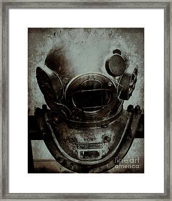 Captain Nemo Framed Print by Sharon Coty