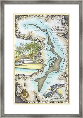 Captain's Quarters Framed Print