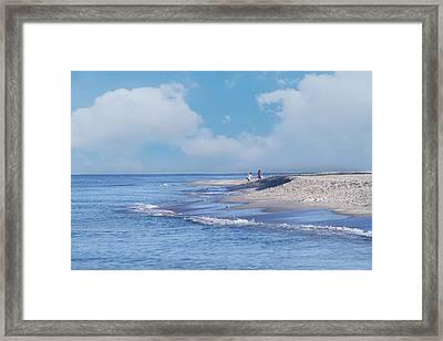 Captiva Island Framed Print by Kim Hojnacki