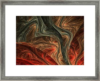 Captivate Framed Print by Lourry Legarde