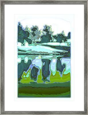 Captivate Framed Print by Tom Druin