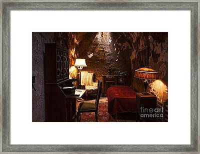 Captive Luxury Framed Print