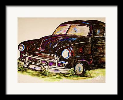 Collector Hood Ornaments Paintings Framed Prints