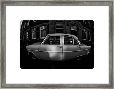 Car Framed Print by Sandra Pledger
