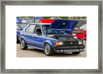 Car Show 078 Framed Print