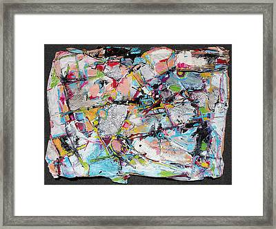 Car Wash Framed Print