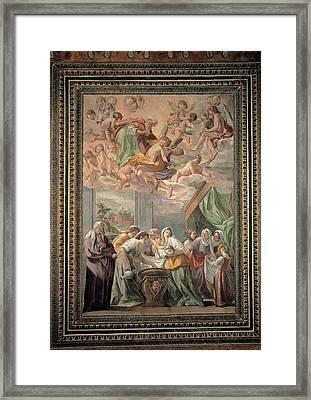 Caracciolo Giovanni Battista Know Framed Print by Everett