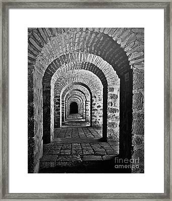 Caravansary  Framed Print by Emily Kay