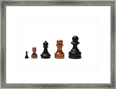 Career - Featured 2 Framed Print by Alexander Senin
