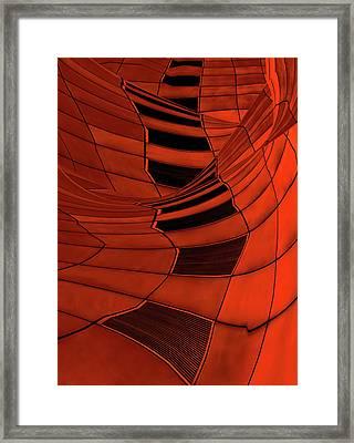 Carenza Framed Print by Gilbert Claes