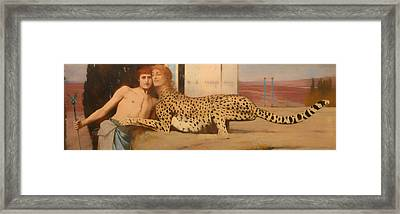 Caresses Framed Print by Mountain Dreams