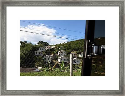 Caribbean Cruise - Dominica - 1212309 Framed Print