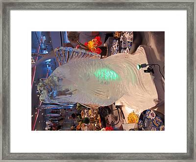Caribbean Cruise - On Board Ship - 121277 Framed Print by DC Photographer