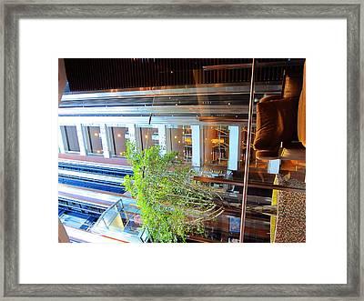Caribbean Cruise - On Board Ship - 121294 Framed Print by DC Photographer
