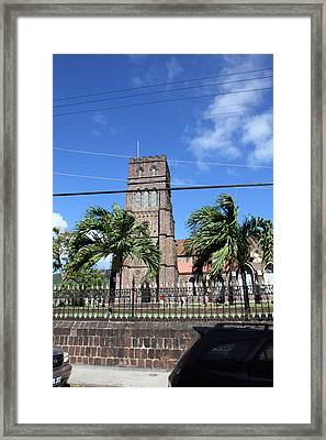 Caribbean Cruise - St Kitts - 1212134 Framed Print by DC Photographer
