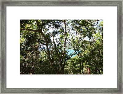 Caribbean Cruise - St Thomas - 1212103 Framed Print