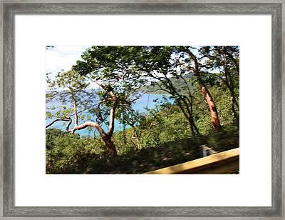 Caribbean Cruise - St Thomas - 1212110 Framed Print by DC Photographer