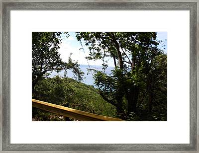 Caribbean Cruise - St Thomas - 1212118 Framed Print by DC Photographer