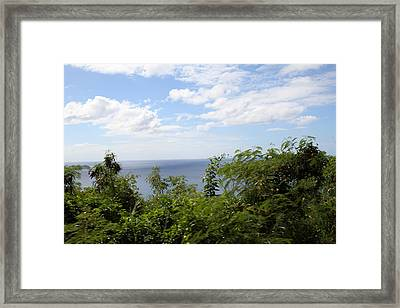 Caribbean Cruise - St Thomas - 1212133 Framed Print by DC Photographer