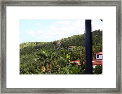 Caribbean Cruise - St Thomas - 1212158 Framed Print